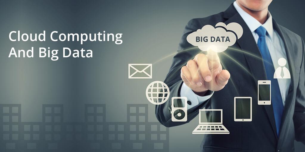 Big Data And CloudComputing