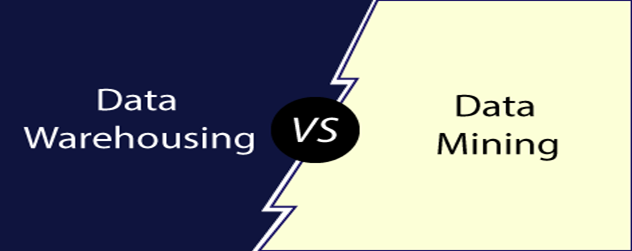 Difference between Data Warehousing and DataMining