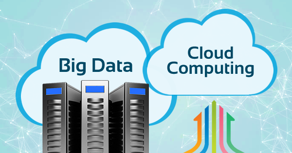 What is the difference between big data and cloudcomputing?